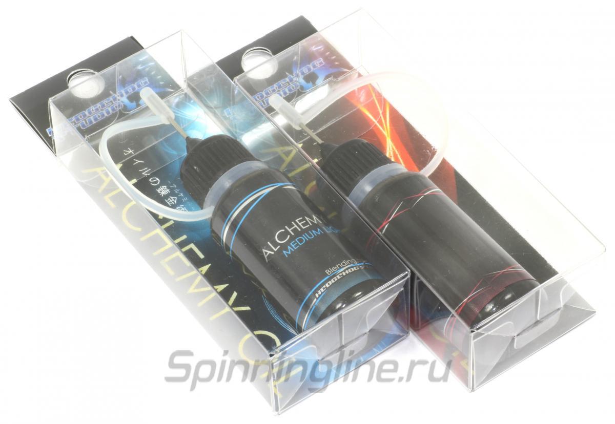 Масло Hedgehog Studio Alchemy Oil Medium Light - Данное фото демонстрирует вид упаковки, а не товара. Товар на фото может отличаться по цвету, комплектации и т.д. Дизайн упаковки может быть изменен производителем 1