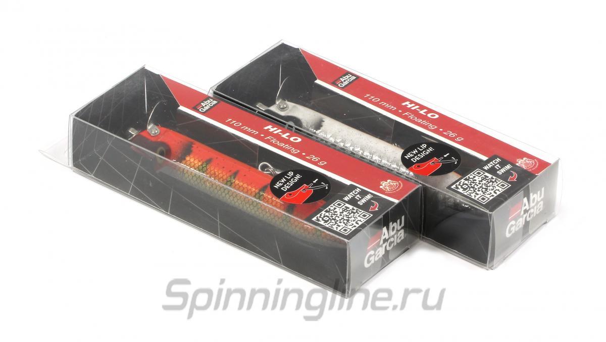 Воблер Abu Garcia Hi-Lo 200F Perch - Данное фото демонстрирует вид упаковки, а не товара. Товар на фото может отличаться по цвету, комплектации и т.д. Дизайн упаковки может быть изменен производителем 1