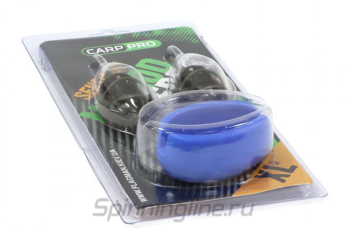 Набор кормушек Carp Pro Sensitive Method Feeder XL c пресс-формой - Данное фото демонстрирует вид упаковки, а не товара. Товар на фото может отличаться по цвету, комплектации и т.д. Дизайн упаковки может быть изменен производителем 1