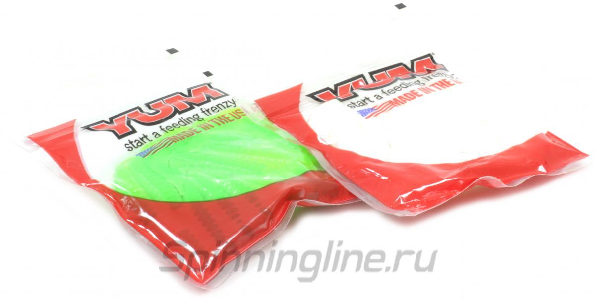 Приманка Yum Ribbontail Grub 172 - Данное фото демонстрирует вид упаковки, а не товара. Товар на фото может отличаться по цвету, комплектации и т.д. Дизайн упаковки может быть изменен производителем 1