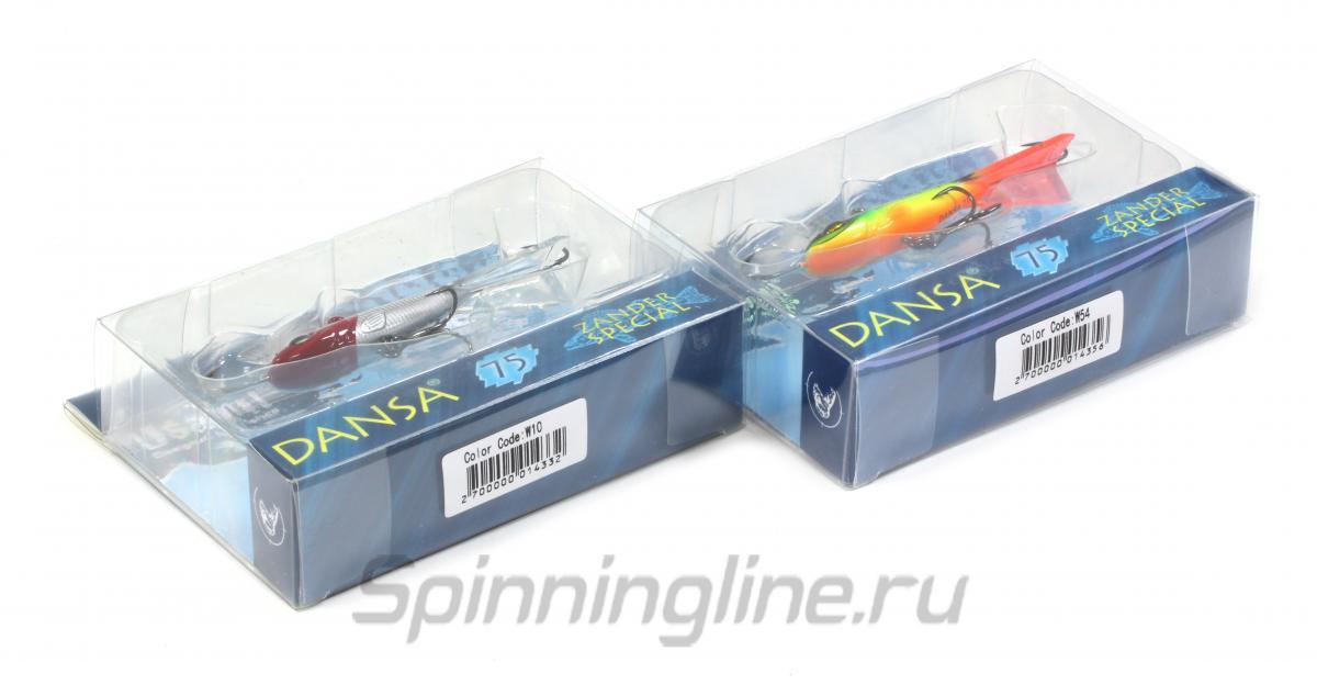 Балансир Usami Dansa 60 W62 - Данное фото демонстрирует вид упаковки, а не товара. Товар на фото может отличаться по цвету, комплектации и т.д. Дизайн упаковки может быть изменен производителем 1
