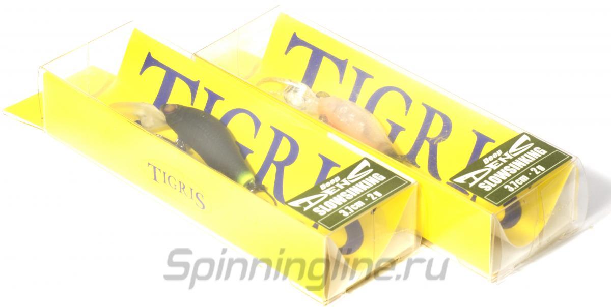 Воблер System Dens Deep 37 Area F MT-C - фотография упаковки (дизайн упаковки может быть изменен производителем) 1