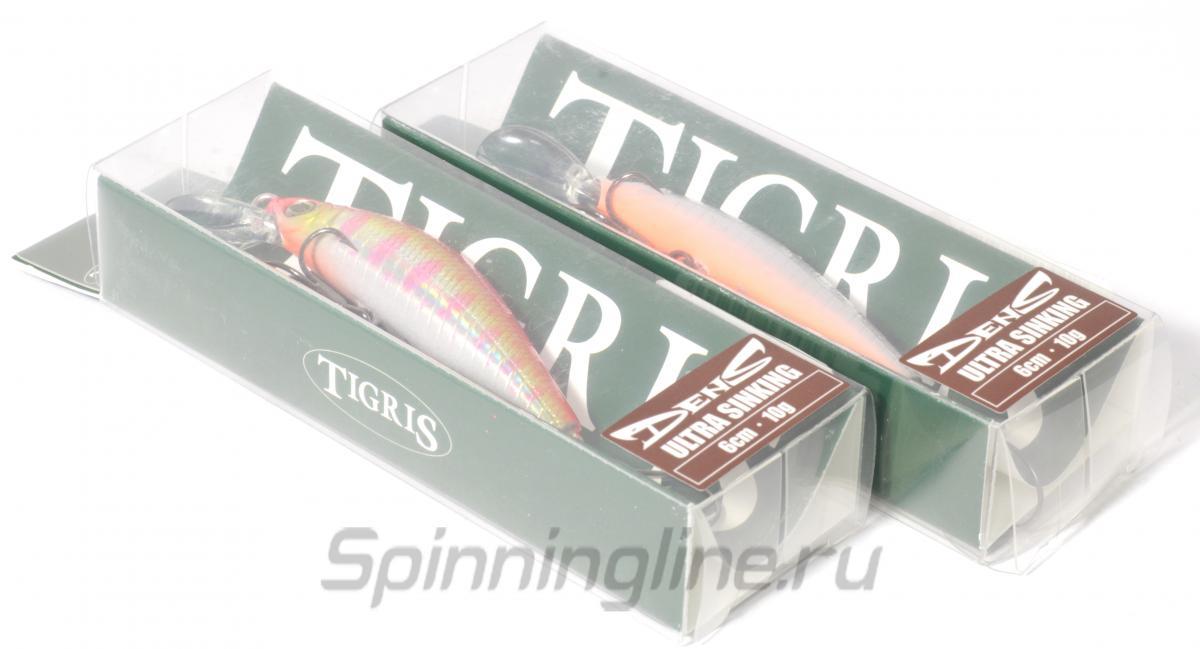 Воблер System Dens 60 US H-Core - фотография упаковки (дизайн упаковки может быть изменен производителем) 1