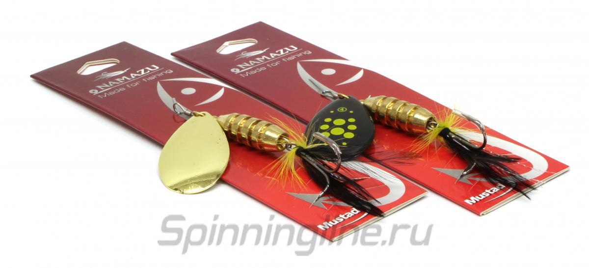 Блесна Gorana 16гр 05 - фотография упаковки (дизайн упаковки может быть изменен производителем) 1