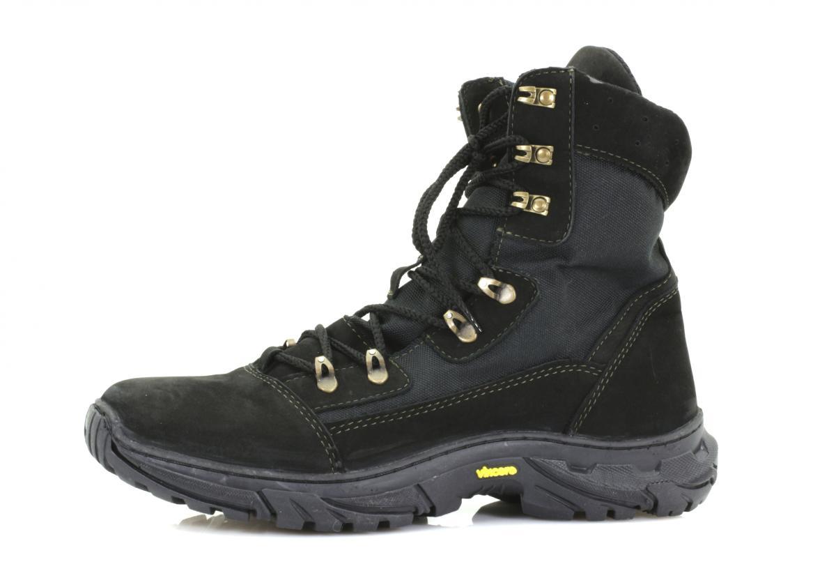 Ботинки Странник черные 44 – купить по низкой цене в рыболовном ... c13a40dd290