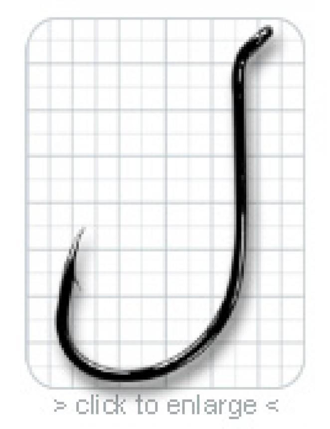 Крючок Gamakatsu LS-5314N №8