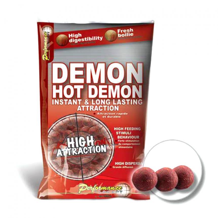 Бойлы Starbaits Performance Concept Hot Demon Long Life Boilies 10мм 1кг
