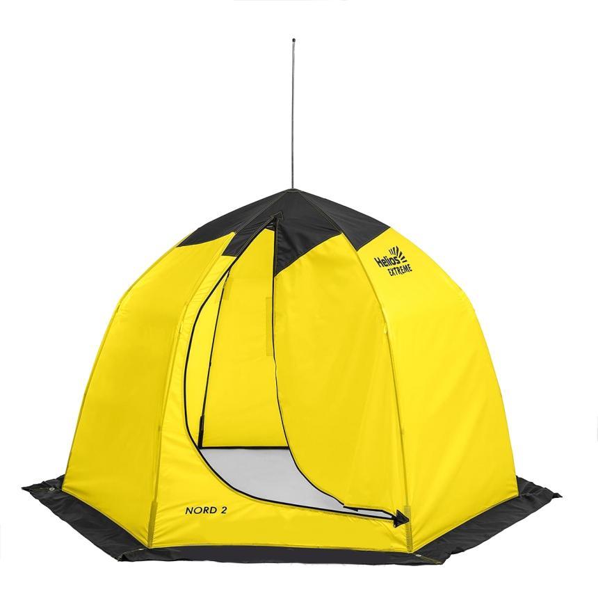 Палатка-зонт зимняя Helios Nord 2 Extreme - фото предоставленно поставщиком 2