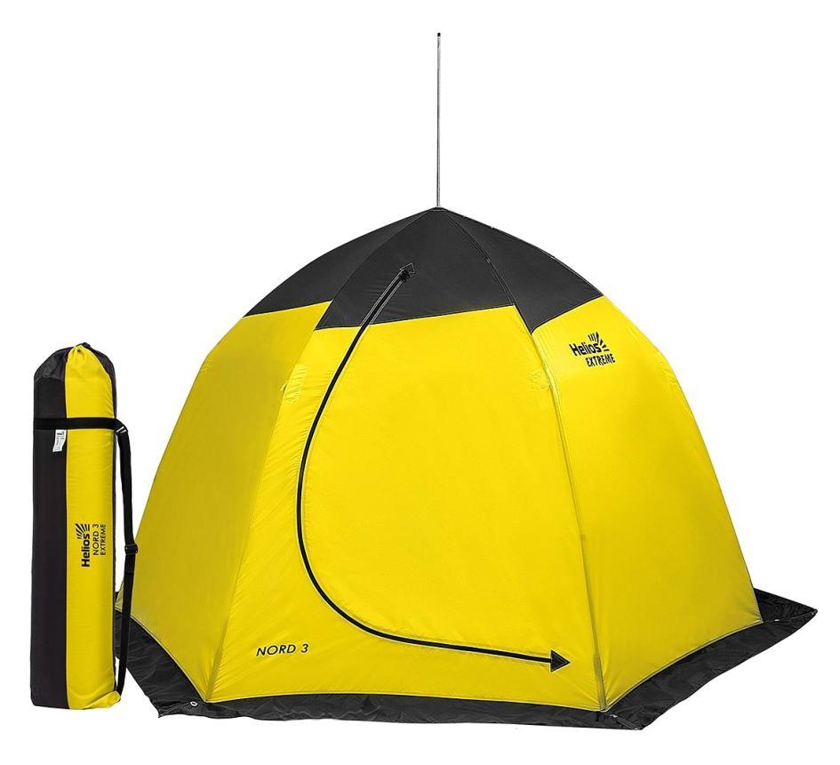 Палатка-зонт зимняя Helios Nord 3 Extreme - фото предоставленно поставщиком 1
