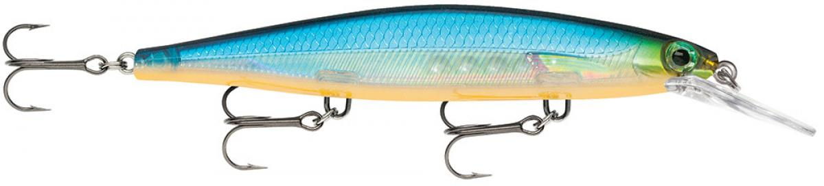 Воблер Rapala Shadow Rap Deep BGH