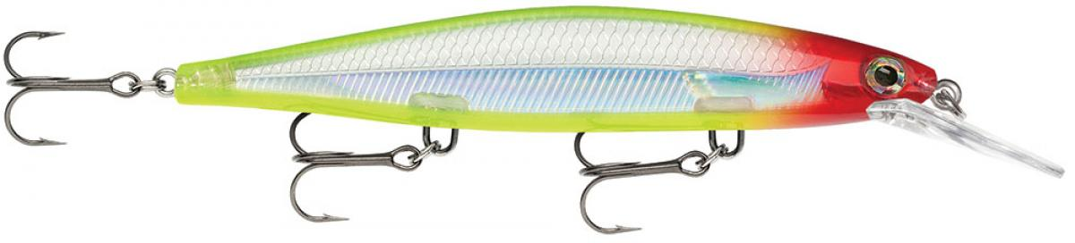 Воблер Rapala Shadow Rap Deep CLN