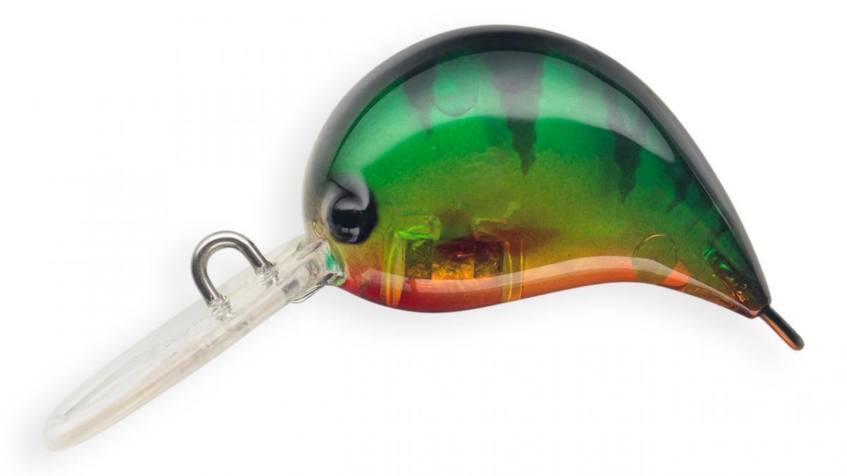 Воблер Strike Pro Nuts 25S JS-310 A102G - фото предоставленно поставщиком 1
