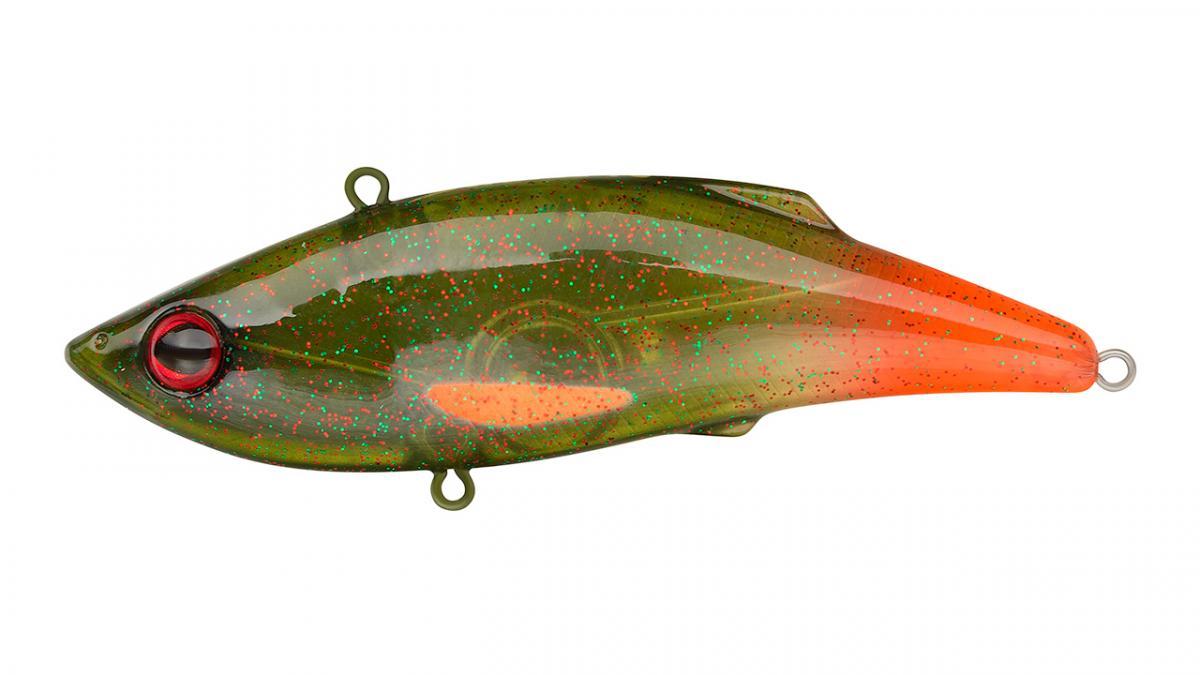 Воблер Strike Pro JL-027S C722G-UV