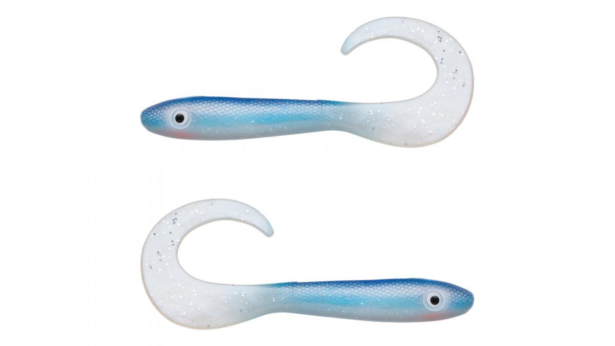 Приманка Svartzonker McRubber Tail 23 C6 Blue Pearl