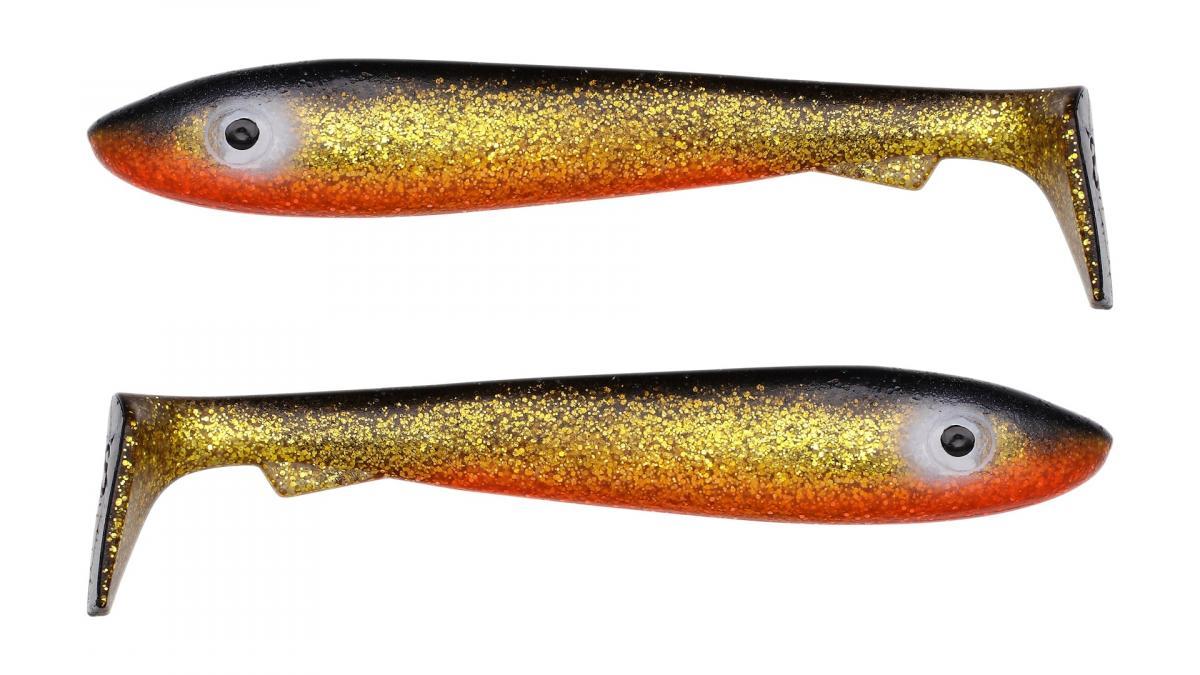 Приманка Svartzonker McRubber Jr 17 Golden Shiner
