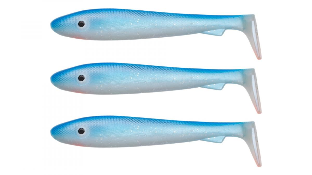 Приманка Svartzonker McRubber Big Bass 125 C6 Blue Pearl