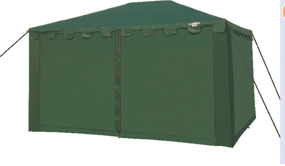 Комплект стоек каркаса для тента Campack Tent G-3401W, сталь 19 мм