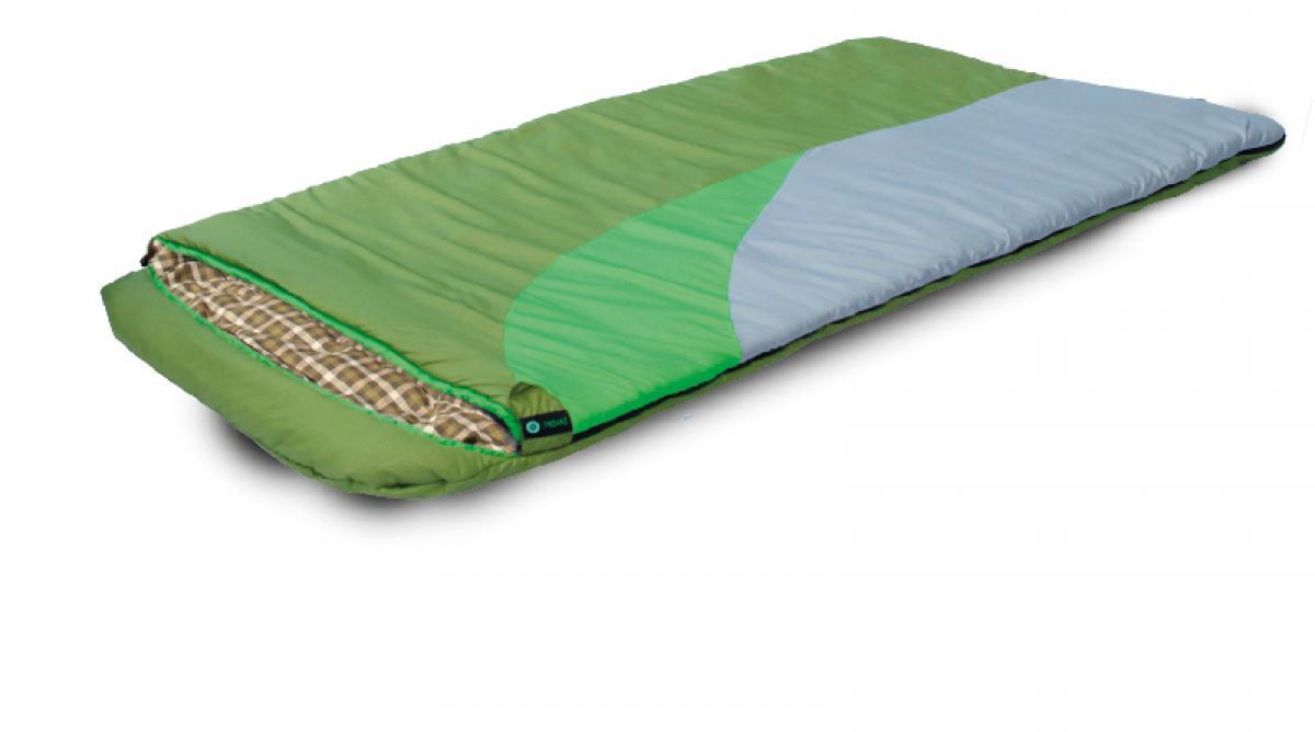 Спальный мешок Prival Берлога 2 левый