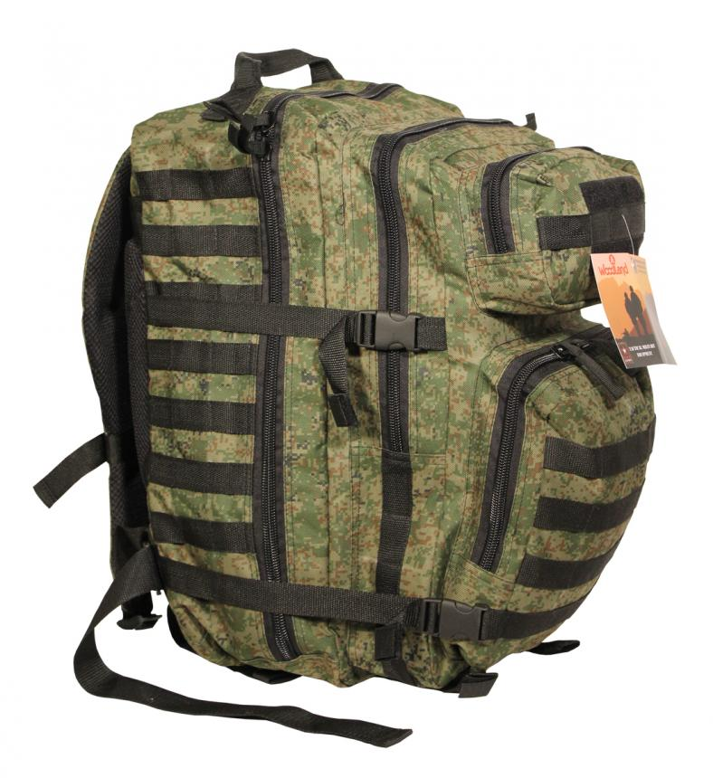Рюкзак тактический Woodland Armada 3 40л цифра - фото предоставленно поставщиком 2