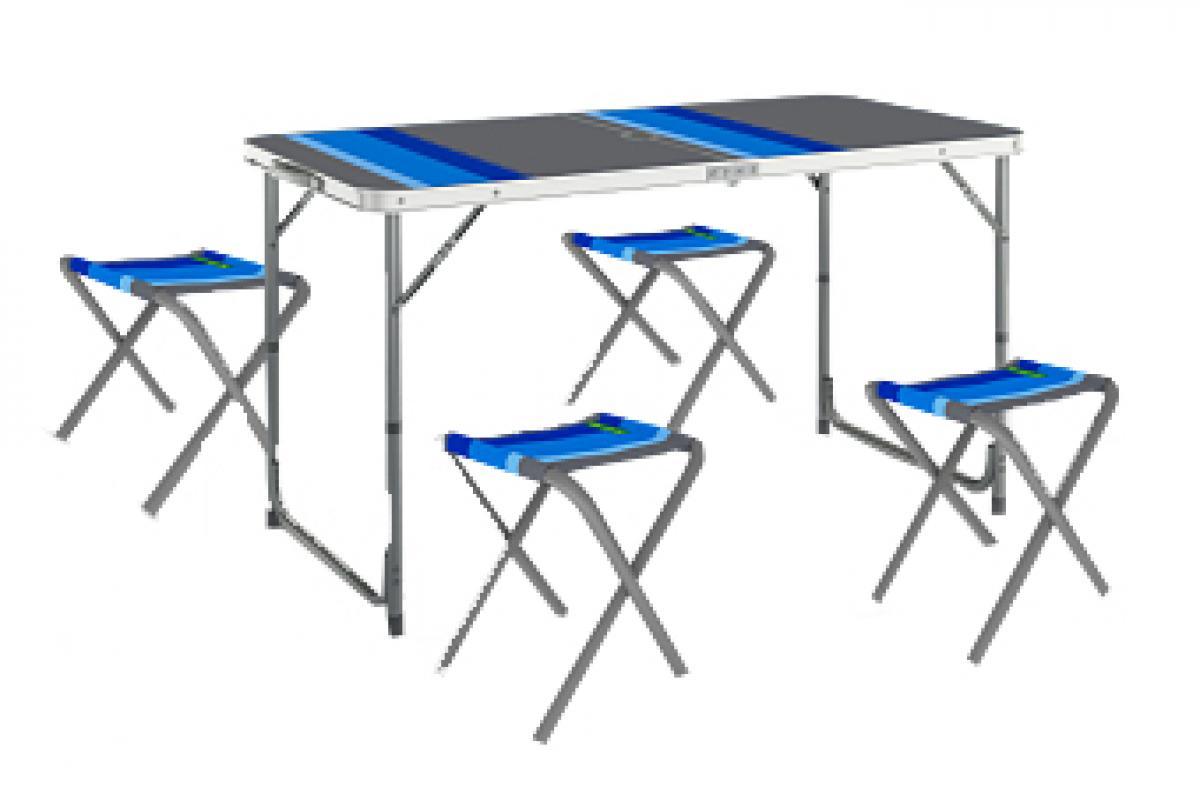 Набор Zagorod B103 стол+4 стула