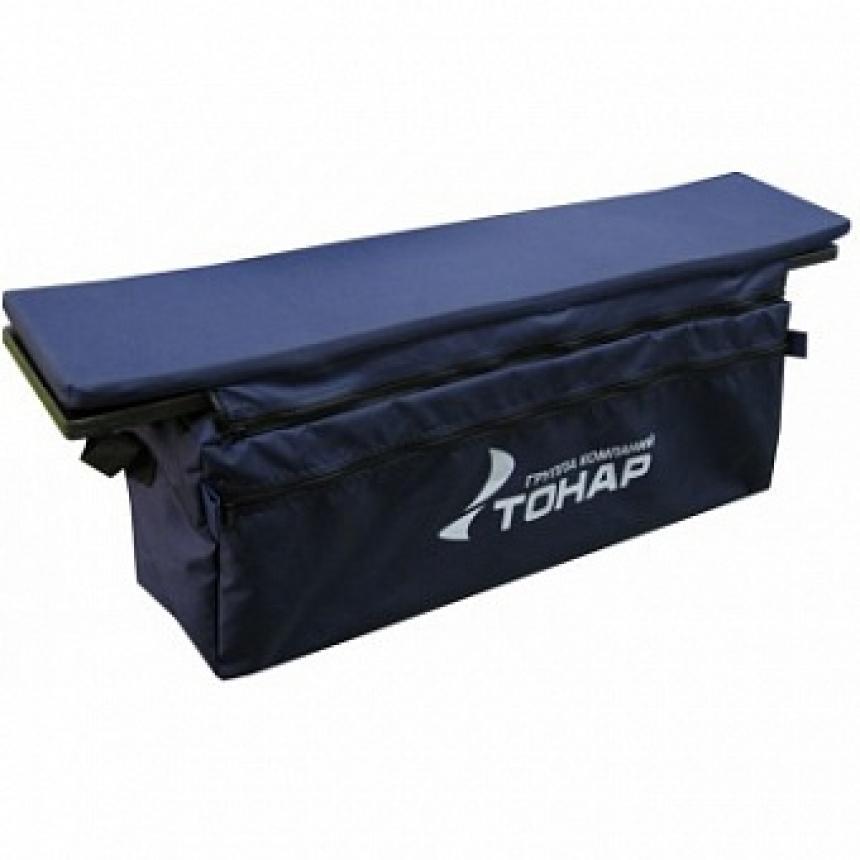 Сумка под сиденье для лодок Тонар 82см синяя