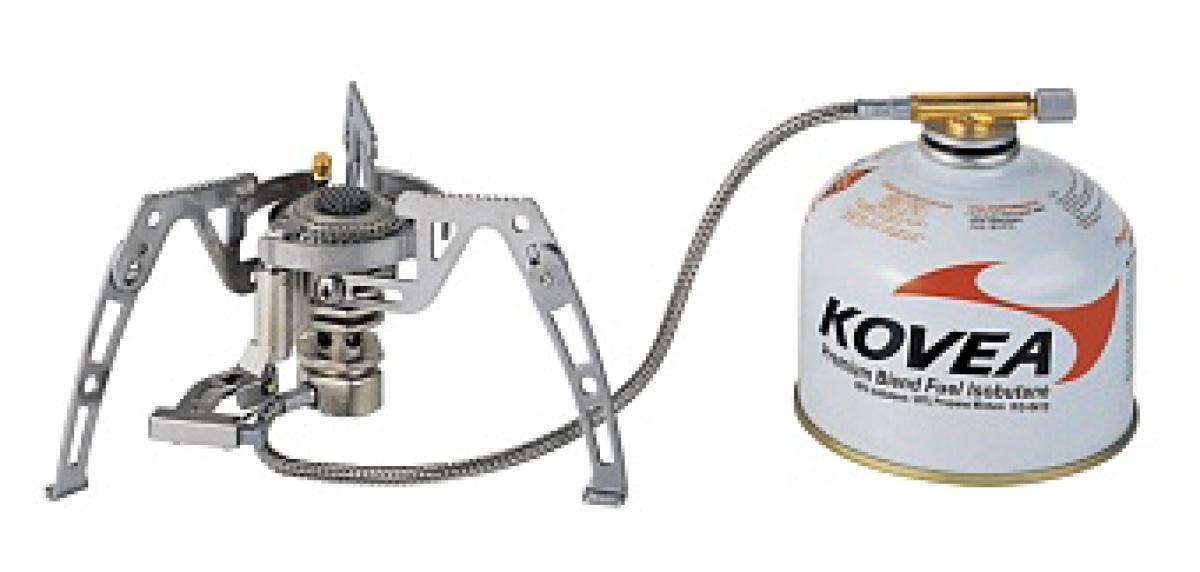 Газовая горелка Kovea KB-0211L со шлангом