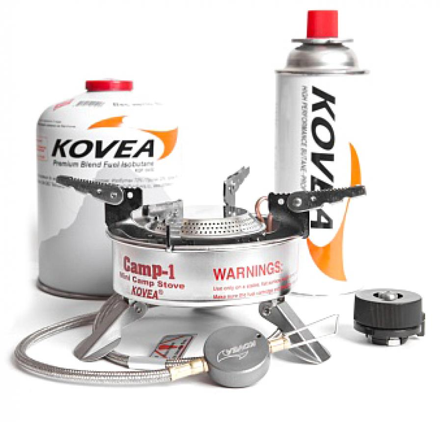 Газовая горелка Kovea TKB-9703-1L со шлангом