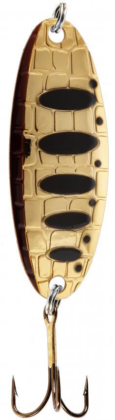 Блесна Lucky John Croco Spoon Shallow Water Concept 10гр 008