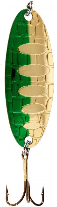 Блесна Lucky John Croco Spoon Shallow Water Concept 10гр 015