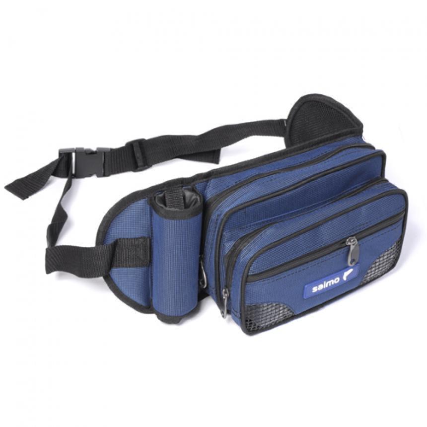 Поясная сумка с держателем удилища Salmo S108B