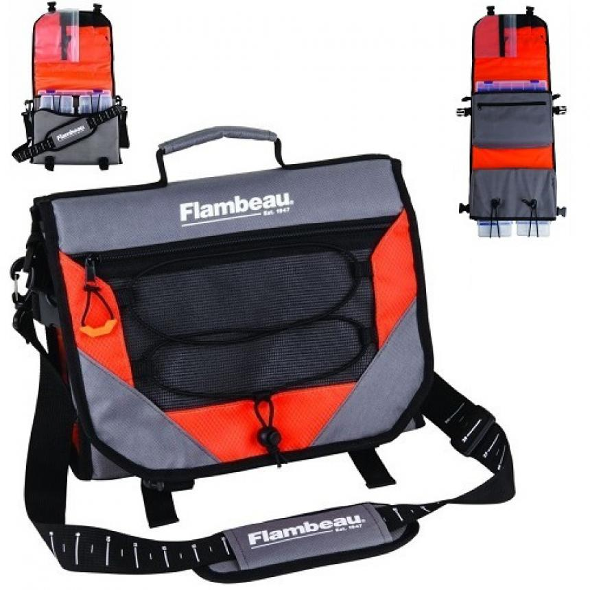 Cумка c коробками Flambeau Ritual R43S On-The-Fly Satchel