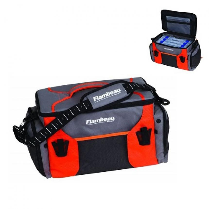 Cумка c коробками Flambeau Ritual R50D Tackle Bag