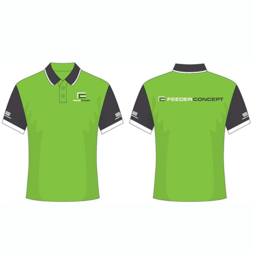 Рубашка поло Feeder Concept XL