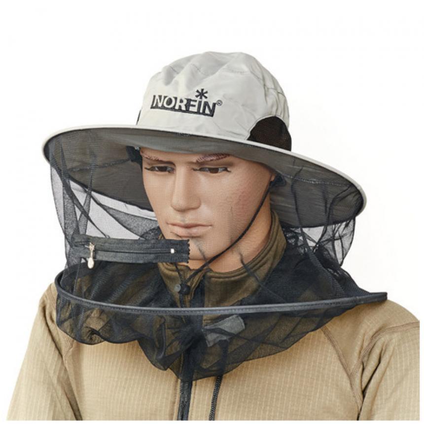 Шляпа Norfin с антимоскитной защитой Boonie XL