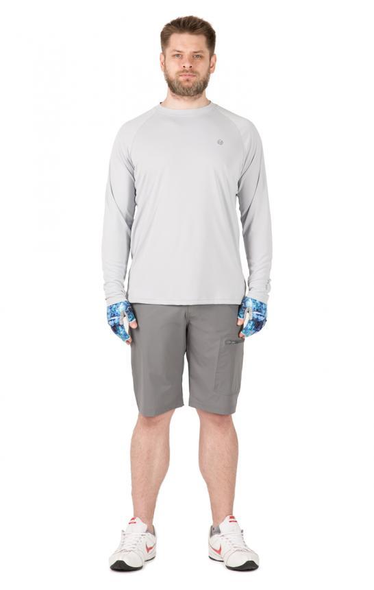 Футболка FHM Mark XL светло-серый