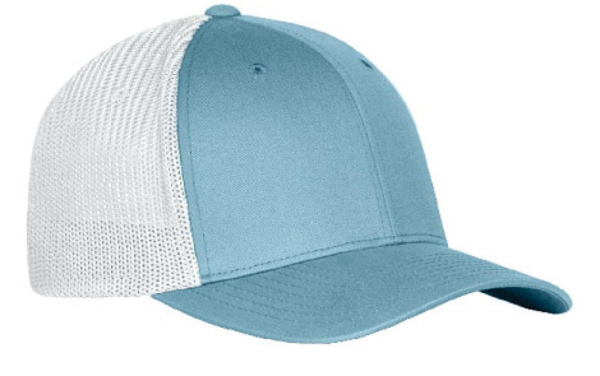 Кепка FHM Mark S-M голубой/белый