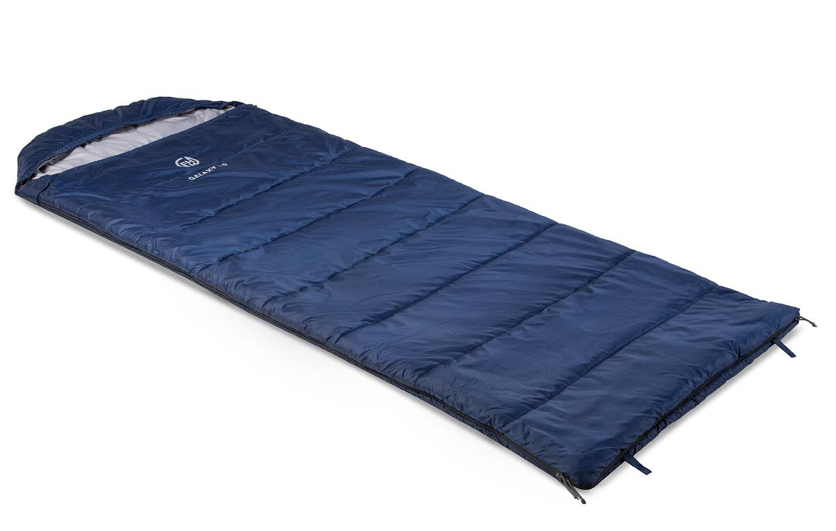 Спальный мешок FHM Galaxy 5 L синий/серый