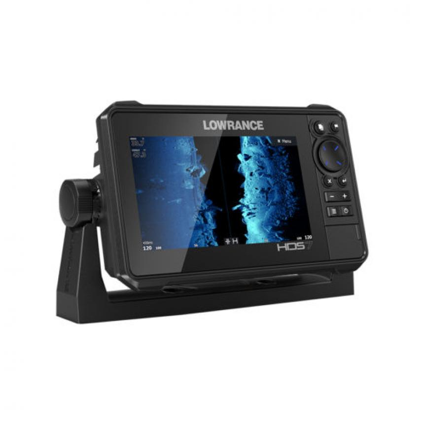Эхолот Lowrance HDS-7 Live Active Imaging 3-in-1 ROW