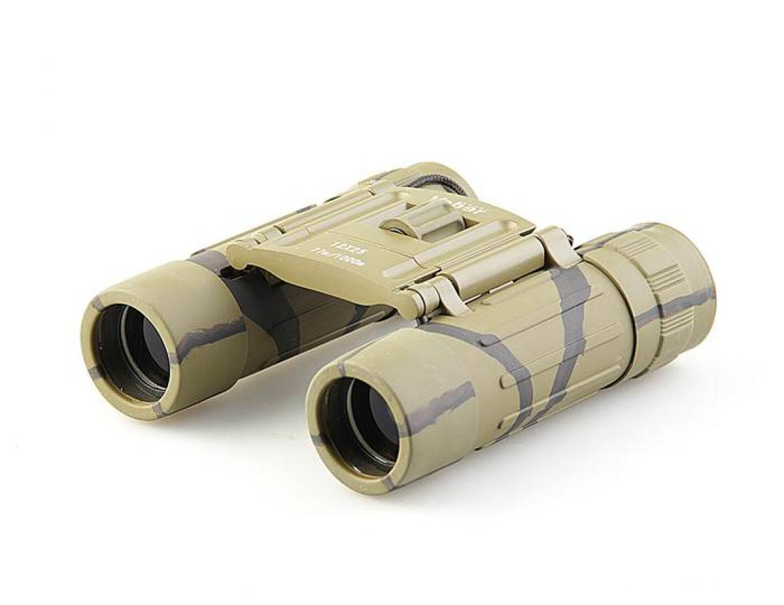 Бинокль Veber Sport БН 12x25 камуфляж