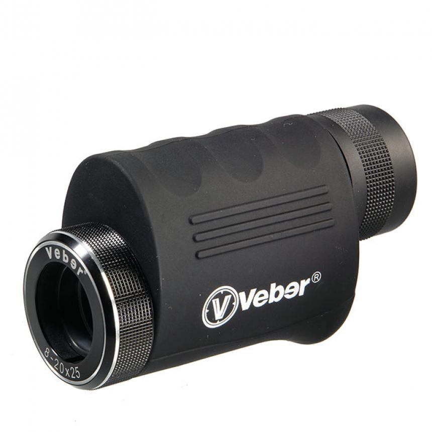 Монокуляр Veber 8-20x25 черный