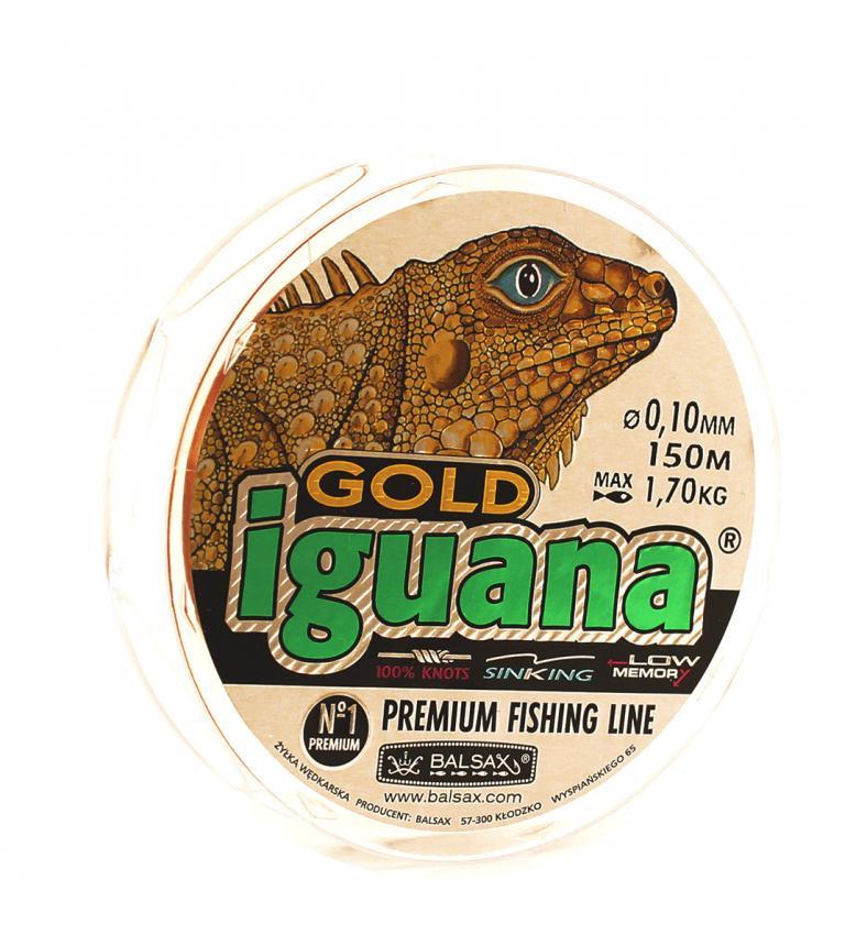 Леска Balsax Iguana Gold Box 150м 0,12мм