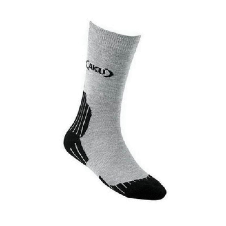 Носки Aku Hiking Low Socks ch./Nero L
