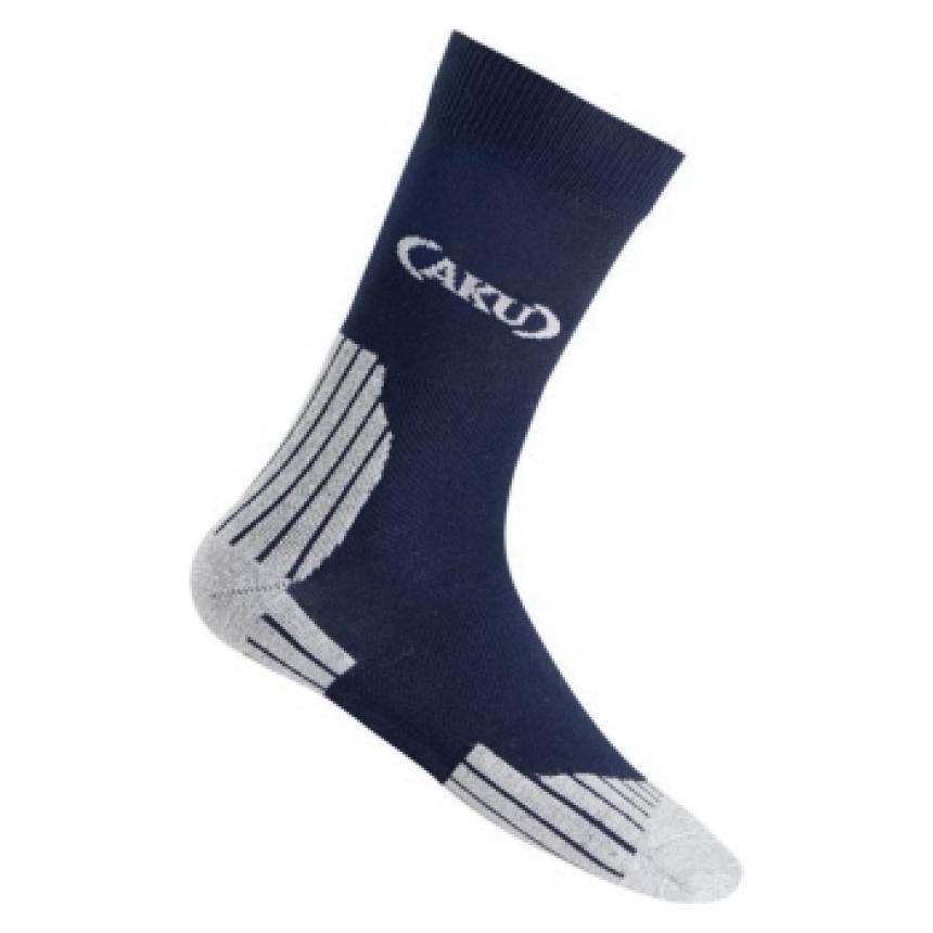 Носки Aku Hiking Low Socks blue/grey XL