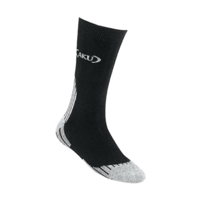 Носки Aku Hiking Low Socks black/grey S