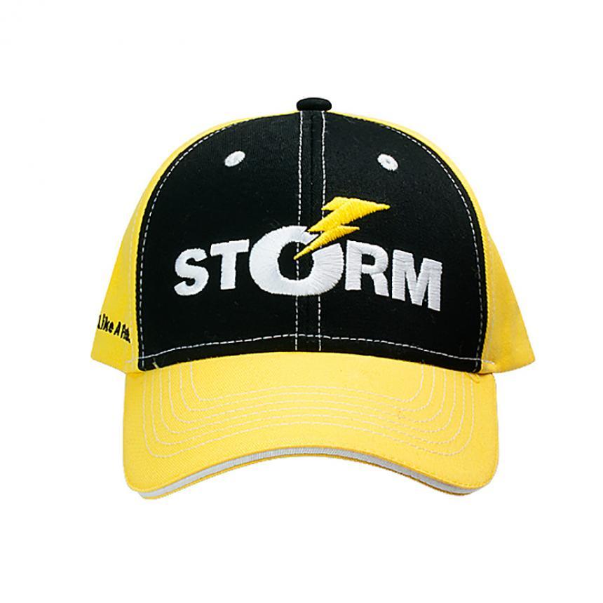 Кепка Storm черно-желтый