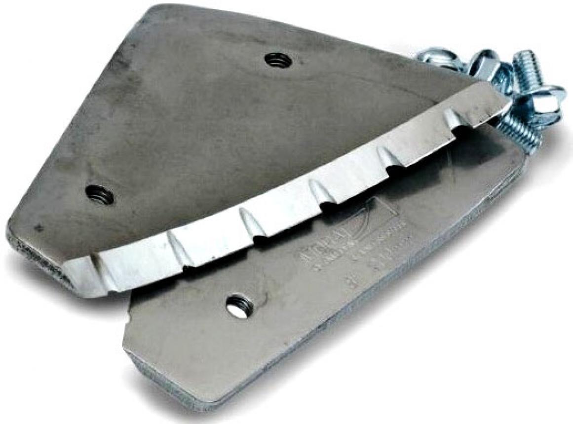 Ножи зубчатые Mora Ice для шнека мотоледобура 250мм