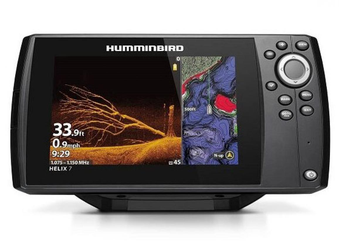 Эхолот Humminbird Hellix 7X MDI GPS G3