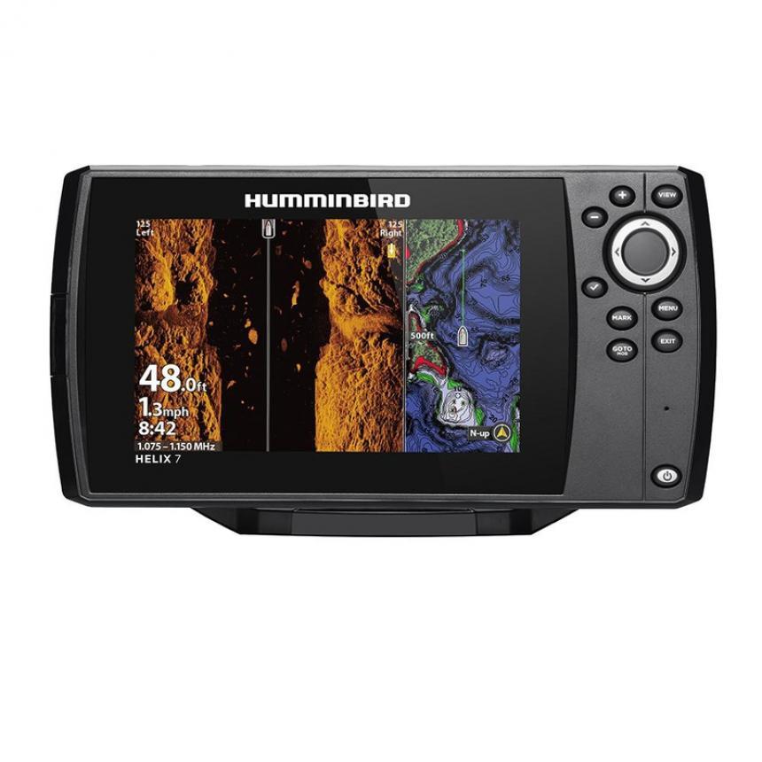 Эхолот Humminbird Hellix 7X MSI GPS G3N