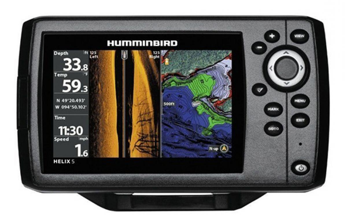 Эхолот Humminbird Hellix 5 Chirp DI GPS G2 ACL