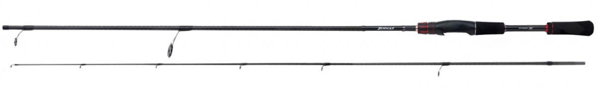 Спиннинг Shimano 20 Zodias 264UL-2 Solid Tip